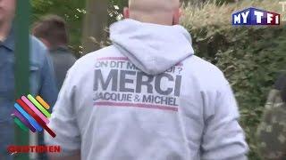 Video Le public un peu particulier du meeting de Marion Maréchal-Le Pen - Quotidien du 26 Avril 2017 download MP3, 3GP, MP4, WEBM, AVI, FLV Juli 2017