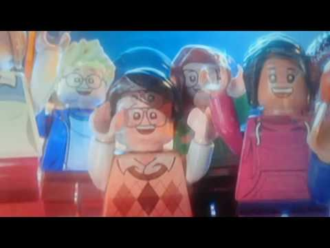 THE LEGO BATMAN  MOVIE  FEEL THIS  FOREVER  MUSIC  VIDEO