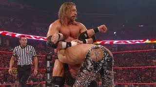 FULL-LENGTH MATCH - Raw - DX vs. The Miz & John Morrison