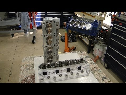 Engine Building Part 6: Cylinder Heads