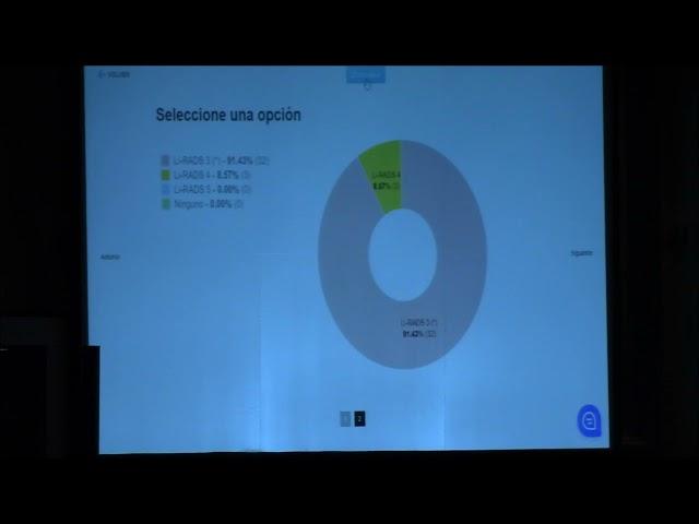 Clase interactiva  Aplicación del lirads.  Jorge Ahualli