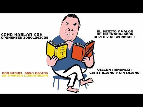 Don Miguel Anxo Bastos: ¿Como hablar con un marxista?