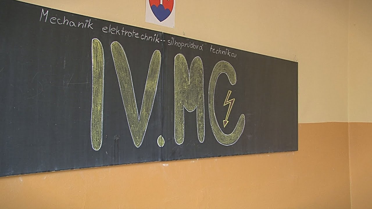 Pečatenie + únos triednej knihy IV.MC SOŠ elektrotechnická - Žilina  (skrátená verzia) 03503d55287