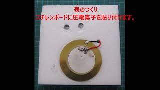 圧電タヌキ