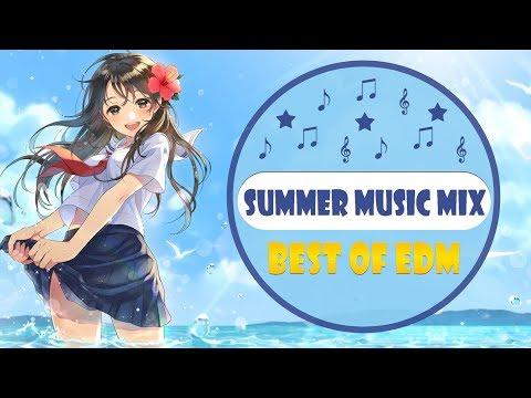Best Summer Music Mix 2017   Top Summer EDM Mix   Sea Beach Party Music Mix   Vol 1