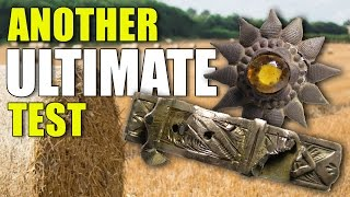 Another XP Deus ULTIMATE test  - Metal Detecting Stubble & Clay