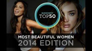 ТОП 50 красавиц 2014 года. 47 место  Меган Фокс.