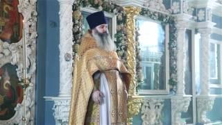 Иерей Георгий Андрианов. Проповедь в Неделю сыропустную