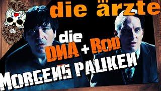 Morgens Pauken - Die Ärzte-DNA & Rod González /Review, Statement, Meinung/Kritik(v. Album Hell 2020)