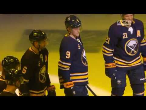 Opening Night Introductions | Buffalo Sabres | MSG Networks