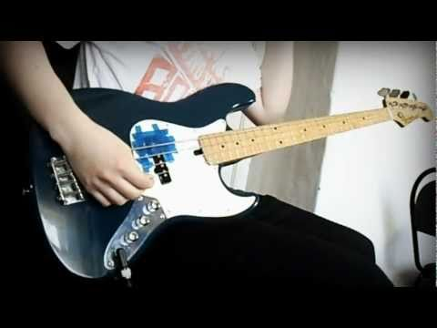 The Killers - Jenny Was A Friend Of Mine [Bass Cover]