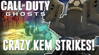 Trophy System KEM Strike! (Call of Duty Ghosts Creative Kills)