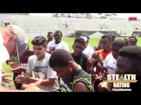 2015 S.T.E.A.L.T.H. Camp Series - March Combine Recap