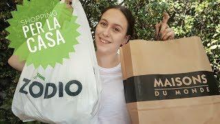 SHOPPING PER LA CASA | Ikea, Maison Du Monde, Zodio