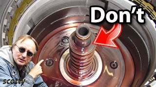 I've Been Saying This for Years But You Keep Doing This to Your Transmission