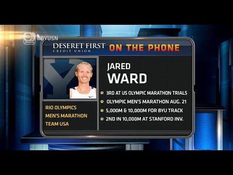 BYUSN: Jared Ward  August 17, 2016