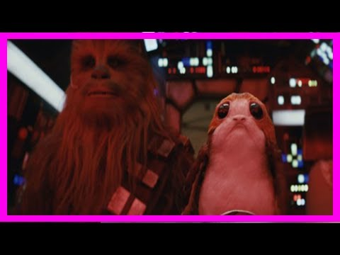 Breaking News | Star wars fan recreates theme tune using only porg sounds