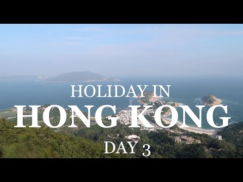 Hiking Dragon's Back Trail & Food Crawl in Tai Hang, Holiday in Hong Kong Vlog Day 3