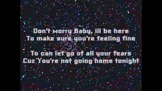 Nelly Furtado - Night is Young HD + Lyrics