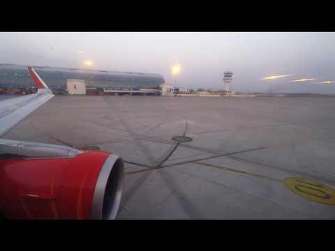 Air India Airbus A320 Amritsar to Delhi