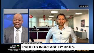 Tanzania Vodacom profits increase: Hisham Hendi