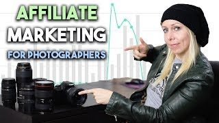Affiliate Marketing for Photographers - Passive Income through Amazon referrals