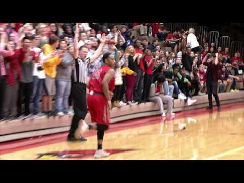 Game Summary: Blaine at Coon Rapids Boys Basketball 2-17-17