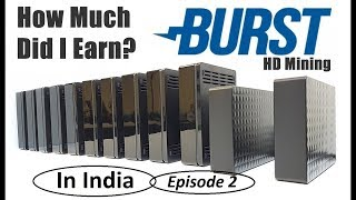 #HardDisk #Mining In Hindi ||Burst Mining ||Plot Testing ||Mining Software Installation ||Episode -2