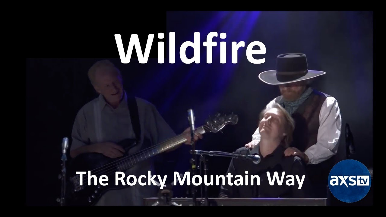 """""""Wildfire"""" from Rocky Mountain Way (AXS TV): Michael Martin Murphey and Christopher Wills (IMPROVED)"""
