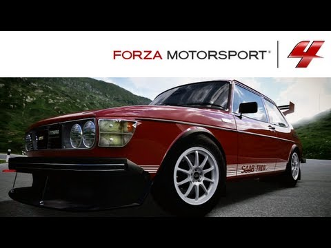 Forza 4 1080p Saab 99 Turbo TUNED Expert (Viewer Request)