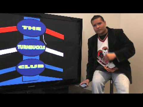 TURNBUCKLE CLUB: JAKE 'THE SNAKE' ROBERTS TALKS DAVID BENOIT, BRET 'HITMAN' HART SHOOTS ON WCW