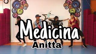 Medicina - Anitta / Coreografía #Zumba