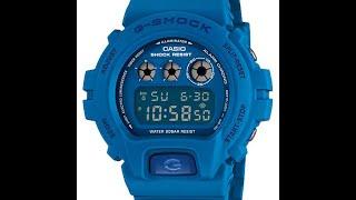 Огляд і налаштування годинника Casio G-Shock DW-6900MM-2 [3230]