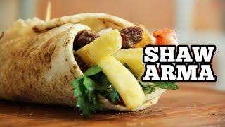Shawarma - Como fazer Shawarma - Sanduba Insano thumbnail