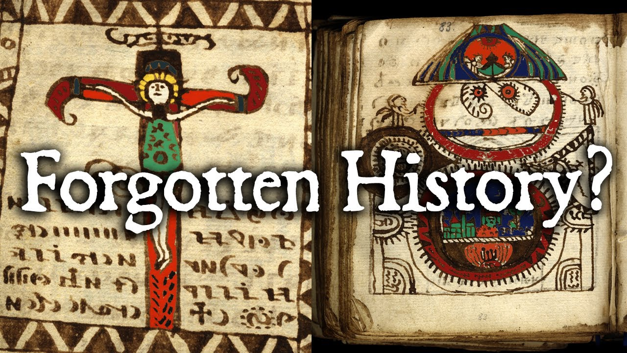 """The Rohonc Codex, the """"Other"""" Voynich Manuscript   Occult Mysteries"""