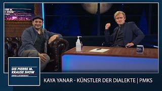 Ranjid, Hakan & Co. – Kaya Yanar über seine vielen Dialekte