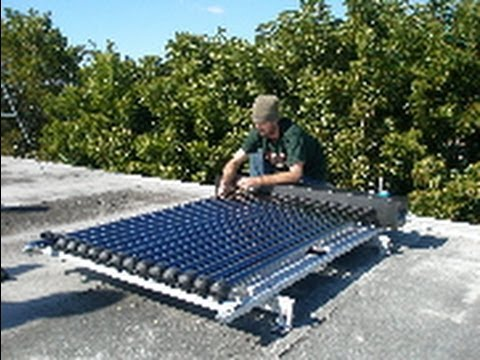 Solar Hot Water and Solar Water Heating Introduction