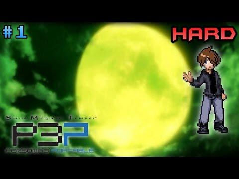 Zaczynamy... | Persona 3 Portable [HARD] #1