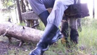 видео Сапоги на Руси