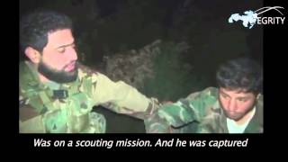 Скачать Jabhat Al Nusra Capture Syrian Soldier And Threaten To Decapitate Shias