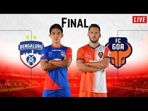 ISL Final: Bengaluru FC vs FC Goa - LIVE Scores Mp3