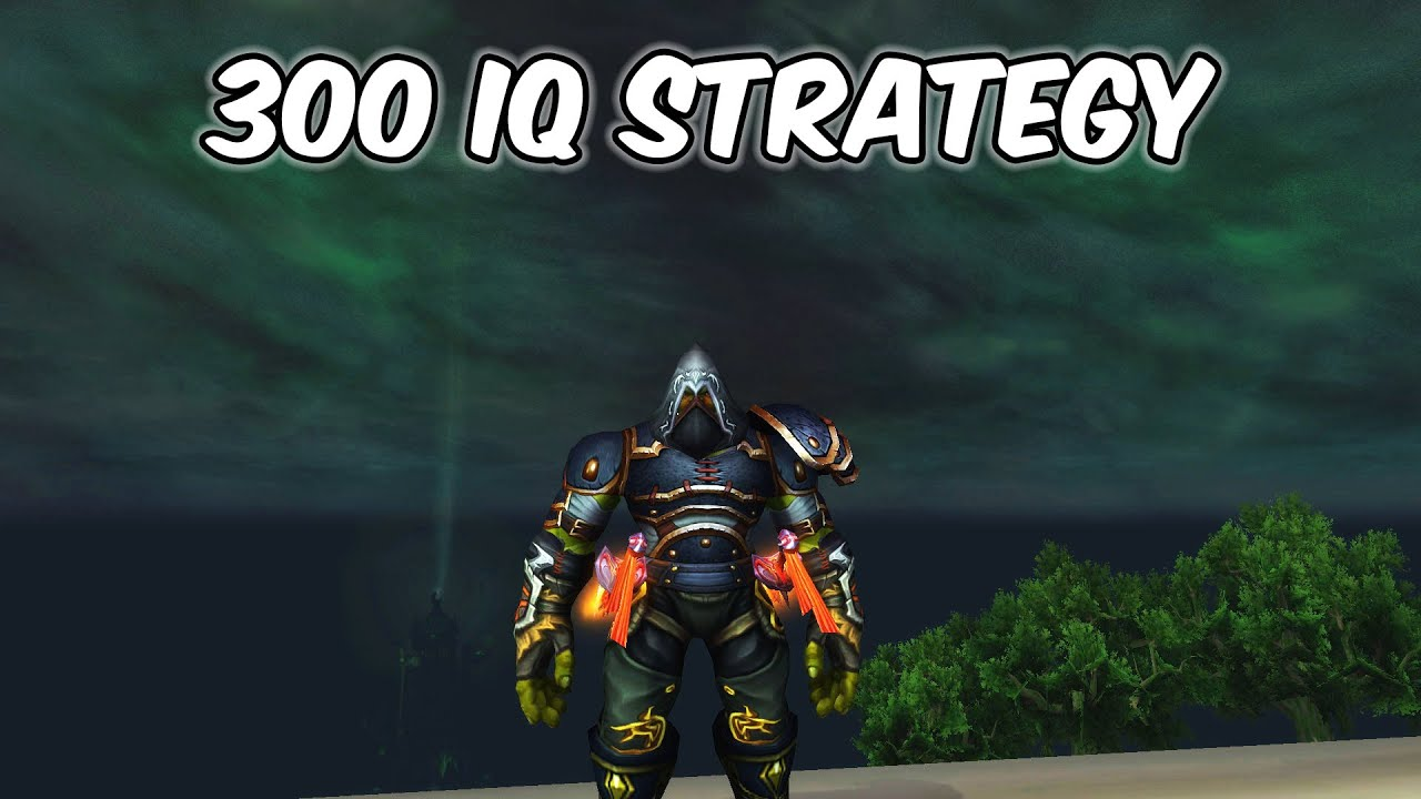 300IQ STRATEGY - Subtlety Rogue PvP - WoW Shadowlands 9.0.2