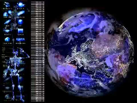 World Seismic Activity Notice Of Nasa Detected From 2.5 to 10.0 Degrees.mp4