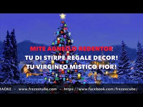 Astro del Ciel - Christmas - Karaoke con testo