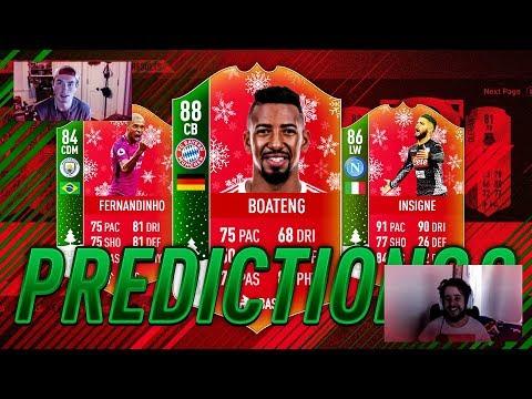 FIFA 18 FUTMAS SBC PREDICTIONS