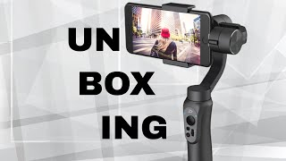 Zhiyun Smooth-Q 3-Axis Phone Stabilizer UNBOXING