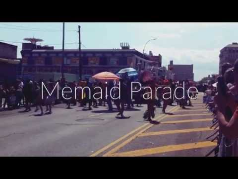 Coney Island Mermaid Parade 2016