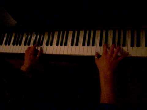 Fast boogie woogie piano blues