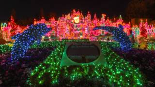 It's A Small World Holiday queue music loop