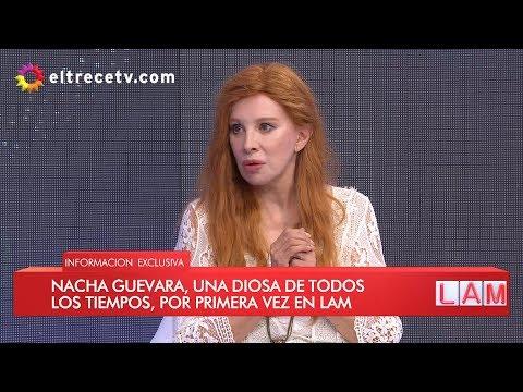Los ángeles de la mañana - Programa 24/12/18 - Nacha Guevara por primera vez en LAM